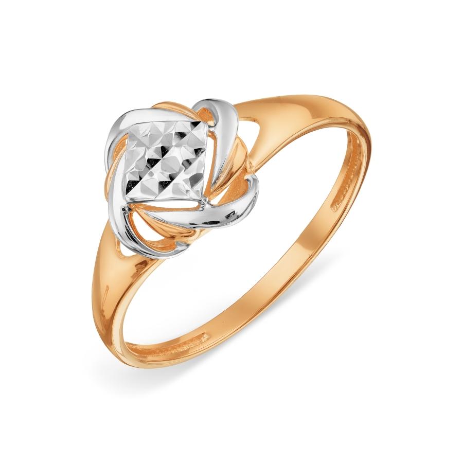 Кольцо из красного золота Линии Любви Кольцо Т140618977