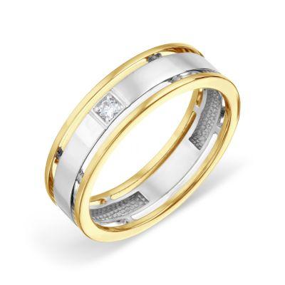 Кольцо Т93101А438- Линии Любви, Кольцо Т93101А438-17