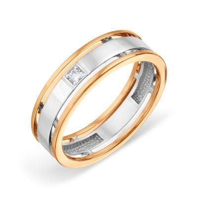 Кольцо Т13101А438- Линии Любви, Кольцо Т13101А438-17