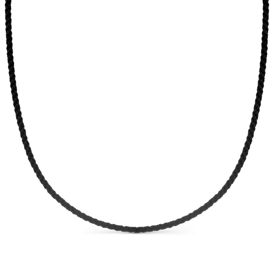 Колье из красного золота Линии Любви фото