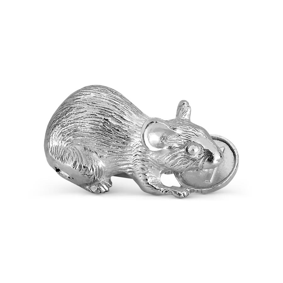 Сувенир из серебра Линии Любви, Столовые приборы и сувениры Т74012501